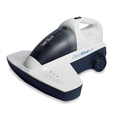 CleanWave® UV-C sanitizing Furniture and Bed Vac