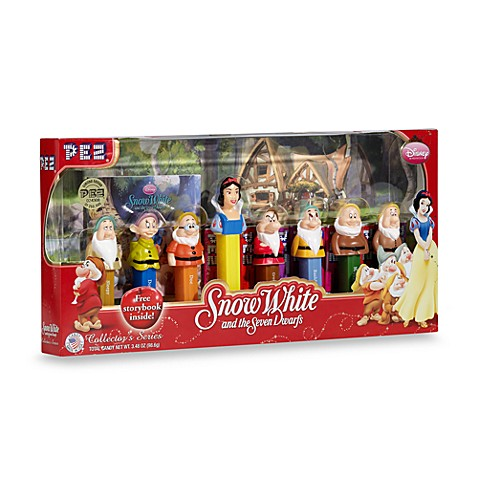 Snow White And The Seven Dwarfs Pez® Limited Edition Gift Set Collector's Series