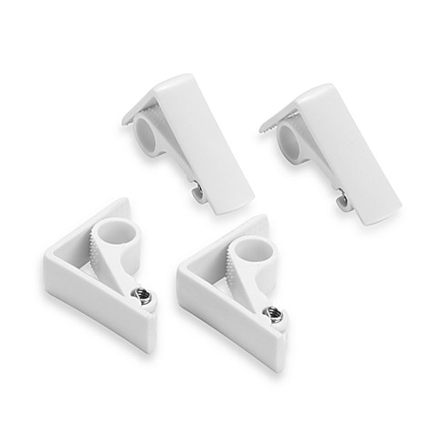 Spring Loaded Adjustable Table Clamps (Set of 4)