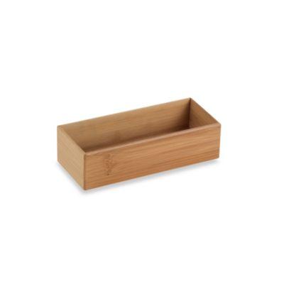 Bamboo 3-Inch x 9-Inch Drawer Organizer
