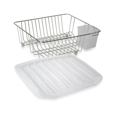 Eco-Chrome Small Dish Drainer