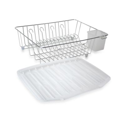 Chrome Large Dish Drainer