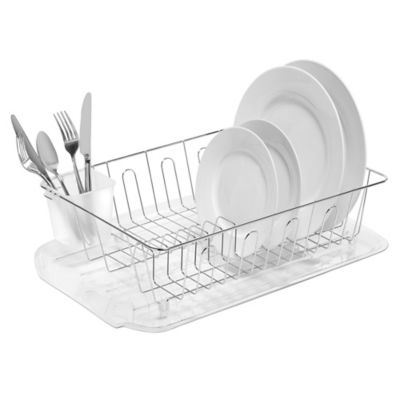 Eco-Chrome Large Dish Drainer