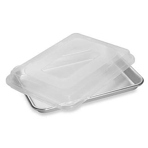 Nordic Ware 174 Jelly Roll Pan With Lid Bed Bath Amp Beyond