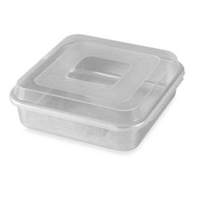 Nordic Ware® 9-Inch Square Cake Pan with Lid