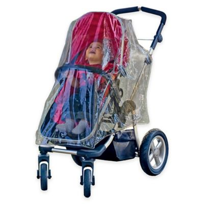 Jolly Jumper® Weather Shield for Single Strollers
