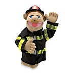 Melissa & Doug® Fire Fighter Puppet