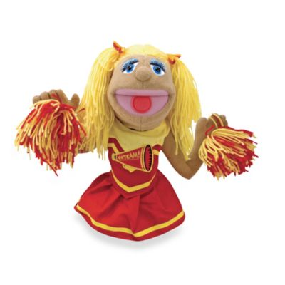 Melissa & Doug® Cheerleader Puppet