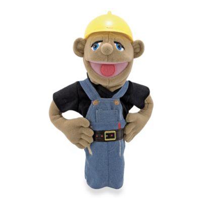Melissa & Doug® Construction Worker Puppet