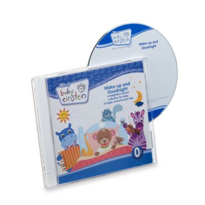 Baby Einstein® Wake Up and Goodnight CD