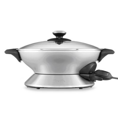 Breville® The Hot Wok™ Model BEW600XL