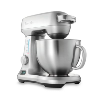 Breville® The Scraper Mix Pro BEM800XL 5-Quart Stand Mixer in Stainless Steel