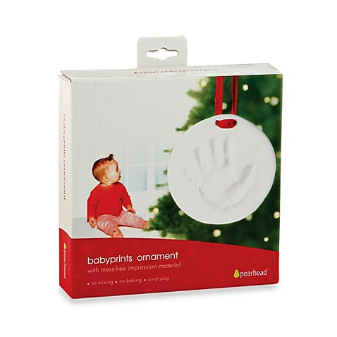 Pearhead Babyprints Ornament by Pearhead™