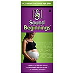 Sound Beginnings™ Pre-Natal Sound Size C Delivery Device in Black