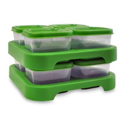 green sprouts® by i play.® Polypropylene Freezer Cubes (Set of 8)