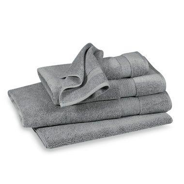 Finest Bath Towel - Grey