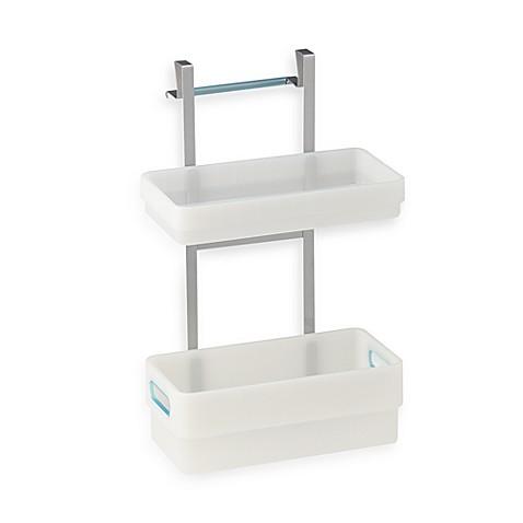 real simple over the door cabinet organizer bed bath beyond. Black Bedroom Furniture Sets. Home Design Ideas