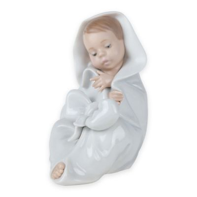 Nao® By Lladro All Bundled Up Porcelain Figurine