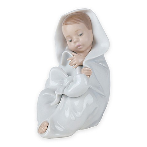 Nao® All Bundled Up Porcelain Figurine