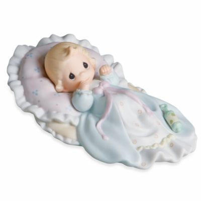 Precious Moments® Dedicated to God Porcelain Figurine