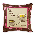David and Goliath™ Night Life18-Inch Square Toss Pillow