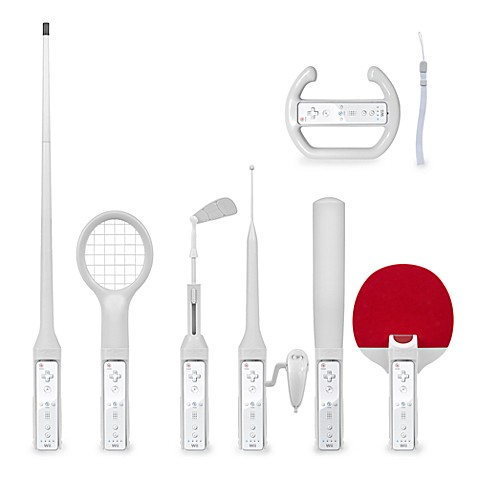 9- in -1 Sports Kit for Wii® by CTA Digital Model # Wi-SK9