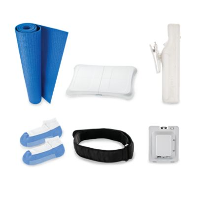 6- in -1 Starter Kit for Wii® Fit by CTA Digital