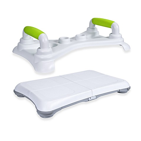 Push Up Bars for Wii Fit™ by CTA Digital Model # Wi-PUB
