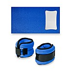 Wrist/Ankle Weights & Balance Board Mat Kit for Wii® by CTA Digital Model #Wi-YWC
