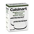 Cuisinart® Replacement Charcoal Water Filters (Set of 2)