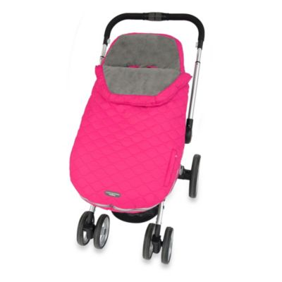 JJ Cole® Toddler Urban BundleMe® in Sassy Pink