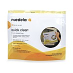 Medela® Quick Clean 5-Count Microwave Cleaning Bags BPA-free