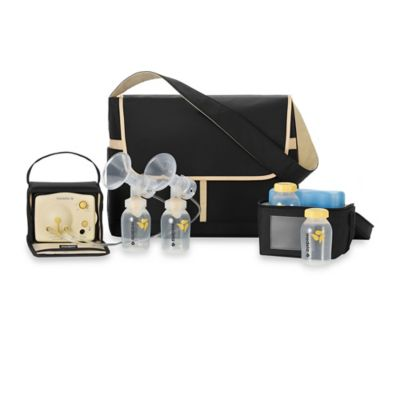 Breast Feeding > Medela® Pump in Style® Advanced Breast Pump with Metro Bag