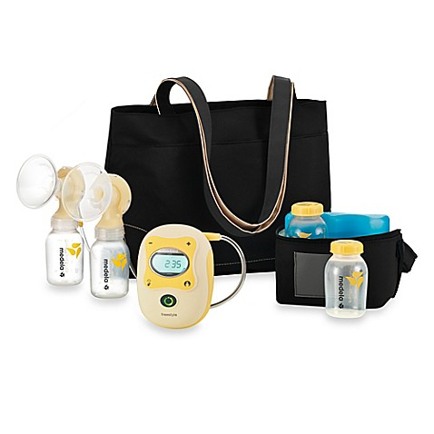 Medela® Freestyle® Double Electric Hands-Free Breastpump