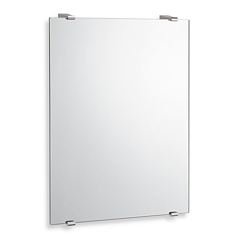Gatco® Bleu Chrome Mirror