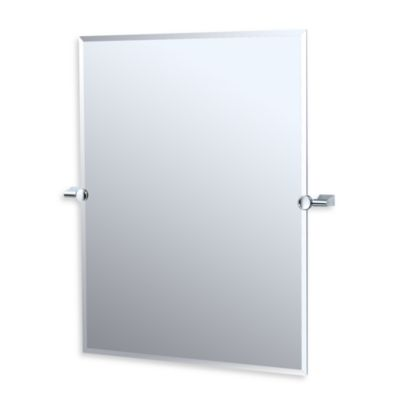 Gatco® Bleu Chrome Tilt Mirror