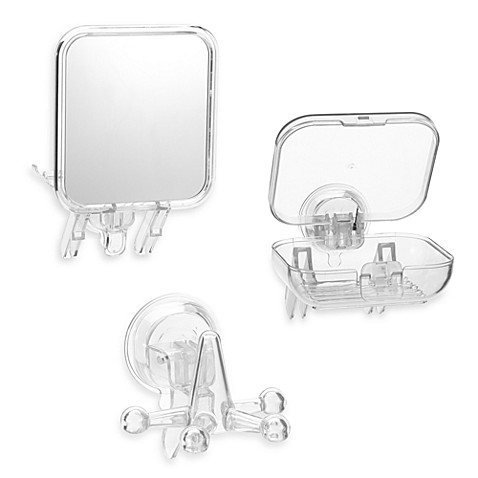Everythink Suction Bath Accessories