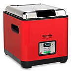 SousVide Supreme™ Demi Temperature Controlled Water Oven in Red