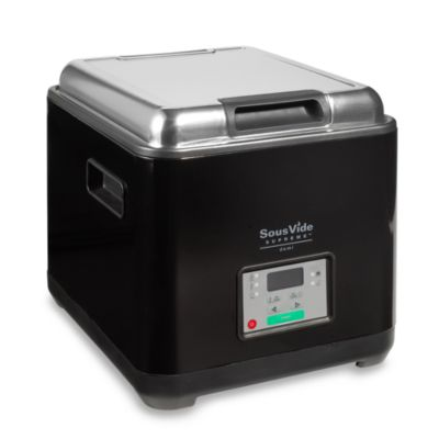 SousVide Supreme™ Demi Temperature Controlled Water Oven in Black