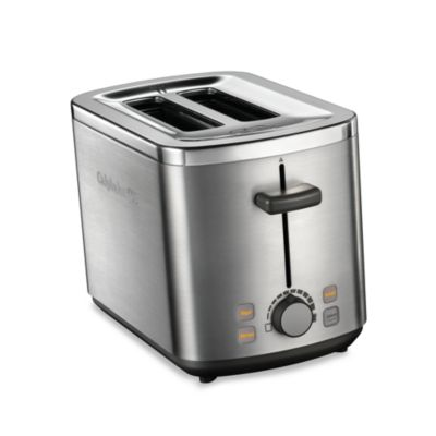 Calphalon® Brushed Stainless Steel 2-Slice Toaster