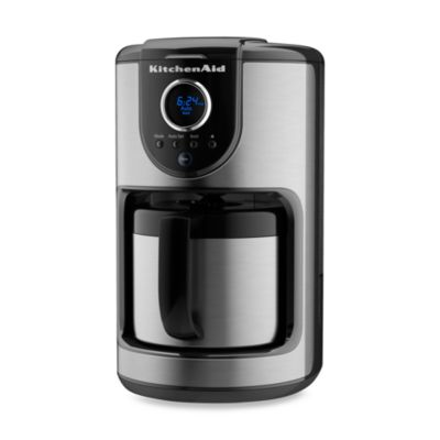 KitchenAid® 10-Cup Thermal Carafe Coffee Maker