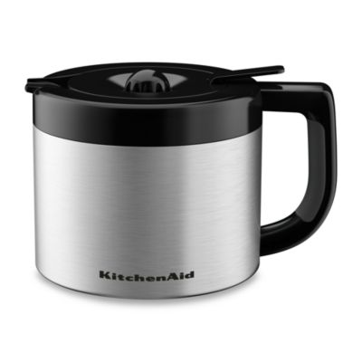 Bed Bath And Beyond Thermal Coffee Maker : Buy KitchenAid 10-Cup Thermal Carafe from Bed Bath & Beyond
