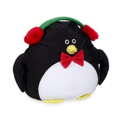Moshi Christmas Toss Pillow Characters - Penguin