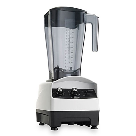 Omega® B2500 64-Ounce 2-HP Variable Speed Blender With Advanced Timer