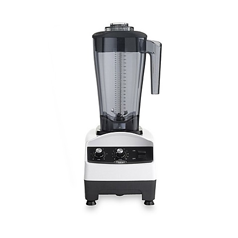 Omega® B2500L 82-Ounce 2-HP Variable Speed Blender With Advanced Timer