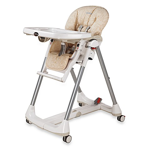 Peg Perago Prima Pappa Diner High Chair in Savanna Beige