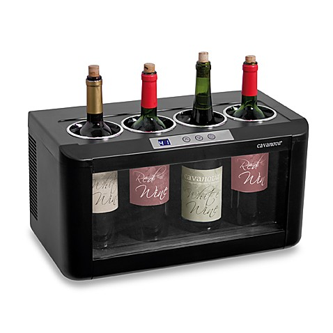 4-Bottle Open Wine Chiller