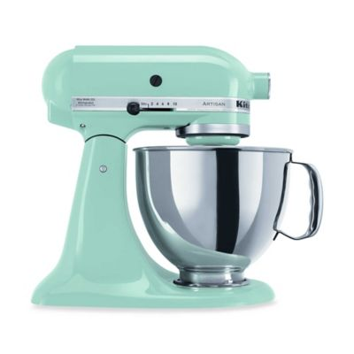 KitchenAid® 5-Quart Artisan™ Stand Mixer in Aqua