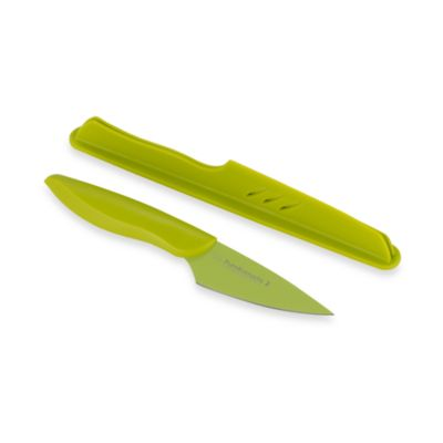 Kai Pure Komachi 2 3.5-Inch Paring Knife Model AB5068 in Green
