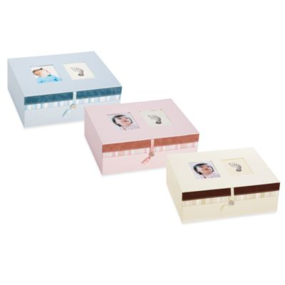 Pearhead™ Baby Prints Keepsake Box